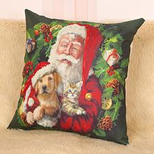 Cogín de Santa Claus