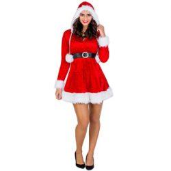 Disfraz / Vestido de Mamá Noel
