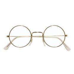 Disfraz, gafas de Santa Claus
