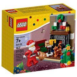 Juego Lego de Santa Claus