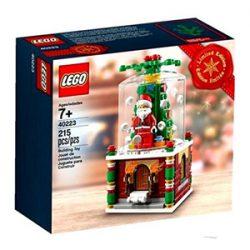 Juego Lego. Bola de Navidad