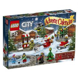 Juego Lego de construcción. Calendario de Adviento