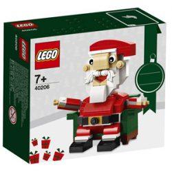 Juego Lego. Christmas Santa