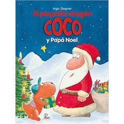 Libro, El Pequeño Coco y Santa Claus