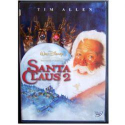 Portada de la película, Santa Claus 2