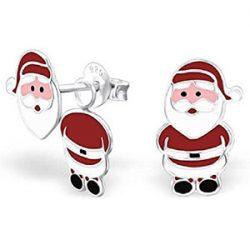 Pendientes de Santa Claus (2 piezas cada uno)