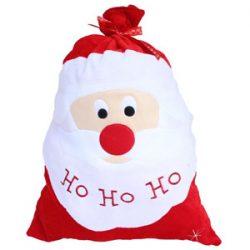 Saco de Santa Claus. Ho Ho Ho