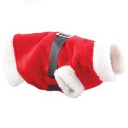 Disfraz de Santa para mascota