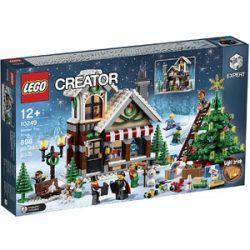 Juego Lego de Construcción. Winter Toy Shop