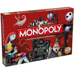 """Monolopy """"The Nightmare Before Christmas"""""""