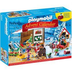 Calendario de Adviento de Playmobil