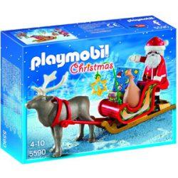 Playmobil Christmas. Trineo Papá Noel