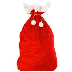 Saco Rojo Papá Noel