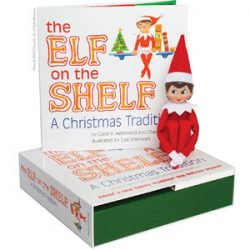 Juego The Elf on the Shelf