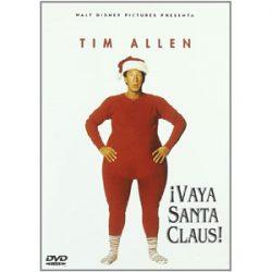 Carátula de la película ¡Vaya Santa Claus!