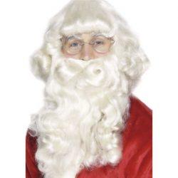 Kit de Peluca y Barba de Santa Claus