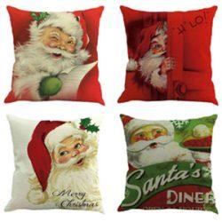Fundas de almohada Navidad