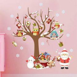 Vinilo de Navidad para pared
