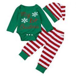 Pijama My First Christmas