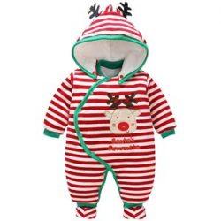 Mono de Navidad para bebé