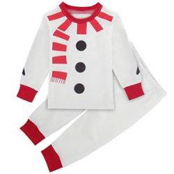 Pijama de bebé, invierno Navidad
