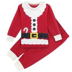 Pijama niño de Santa Claus