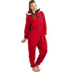 Pijama de Santa Claus para mujer