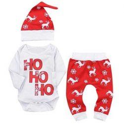 Pijama para bebé Navidad
