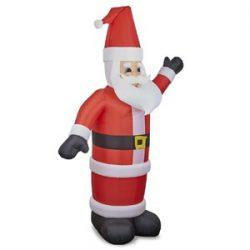 Inflable de Santa Claus XXL
