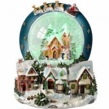 Bolas de Nieve de Navidad