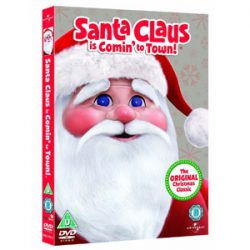 Santa Claus Is Comin' To Town [Edizione: Regno Unito] [Reino Unido]
