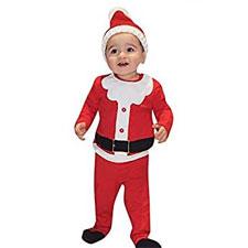 0-24 Meses Bebe Disfraz Navidad Duende