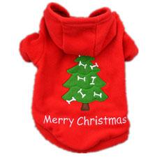 Ropa de abrigo para mascotas Navidad