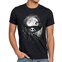 Camiseta Munch Christmas before