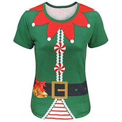 Camiseta Elfo para mujer