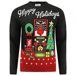 Jersey, reno de Santa. Happy Holidays