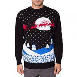 Jersey Cárdigan de Navidad
