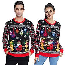 Jerseys de Santa Claus