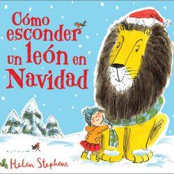Como esconder un león en Navidad
