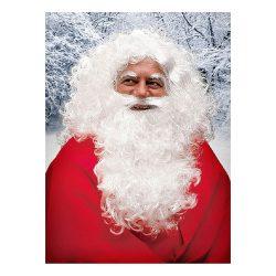 Barba Santa Claus gordo