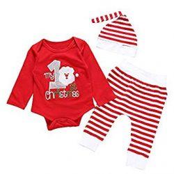Pijama bebé 1st Christmas
