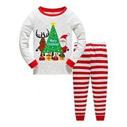 Pijama Merry Christmas para niño