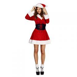 Vestido de Mamá Claus