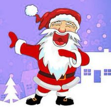 Dibujos de Santa Claus o Papá Noel